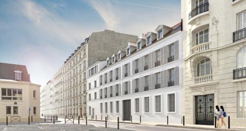 RUE OUDINOT - PARIS - CASSIOPÉE CONCEPT